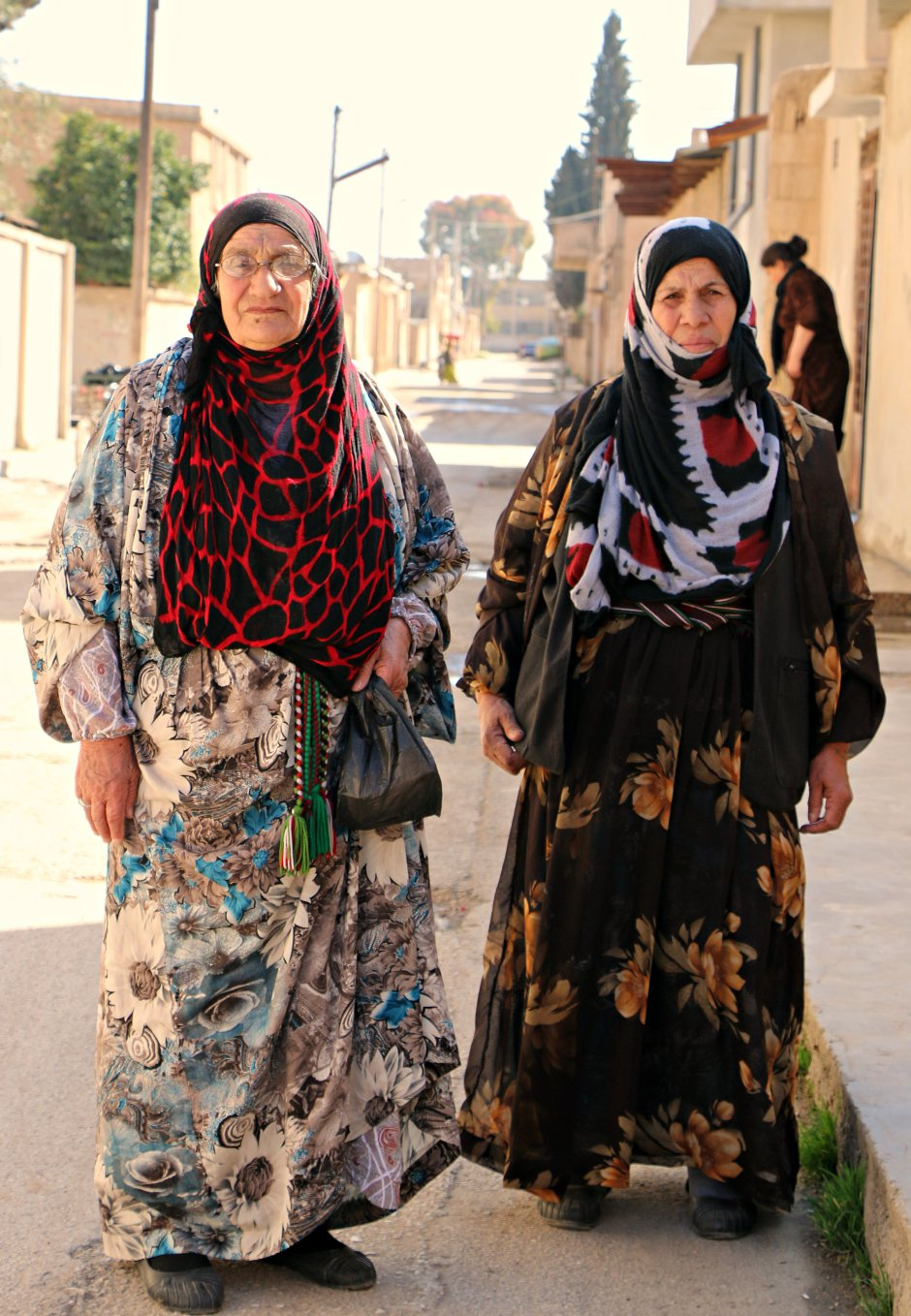 Traditional clothes for Kurdish women, Amuda in March 2015 by Ibrahim Hassan via Afrta FM