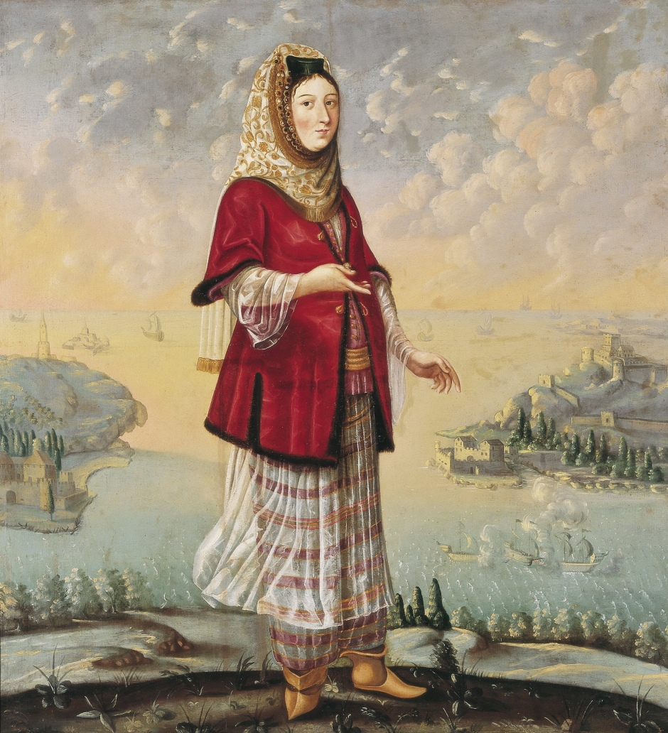 An Armenian Woman (Circa 1682)