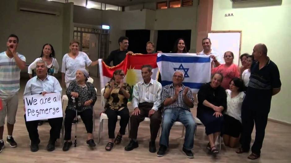 The Kurdish community in Israel