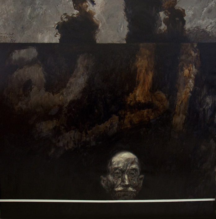 Freedom-140x140cm-oil-on-canvas